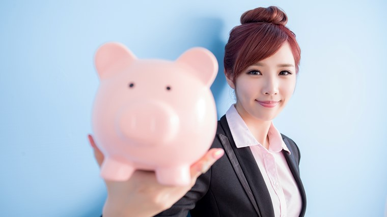 她用6%理財法,保證賺+可節稅,還領2倍退休金!