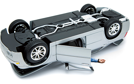 病患車禍身故 如何釐清死因?