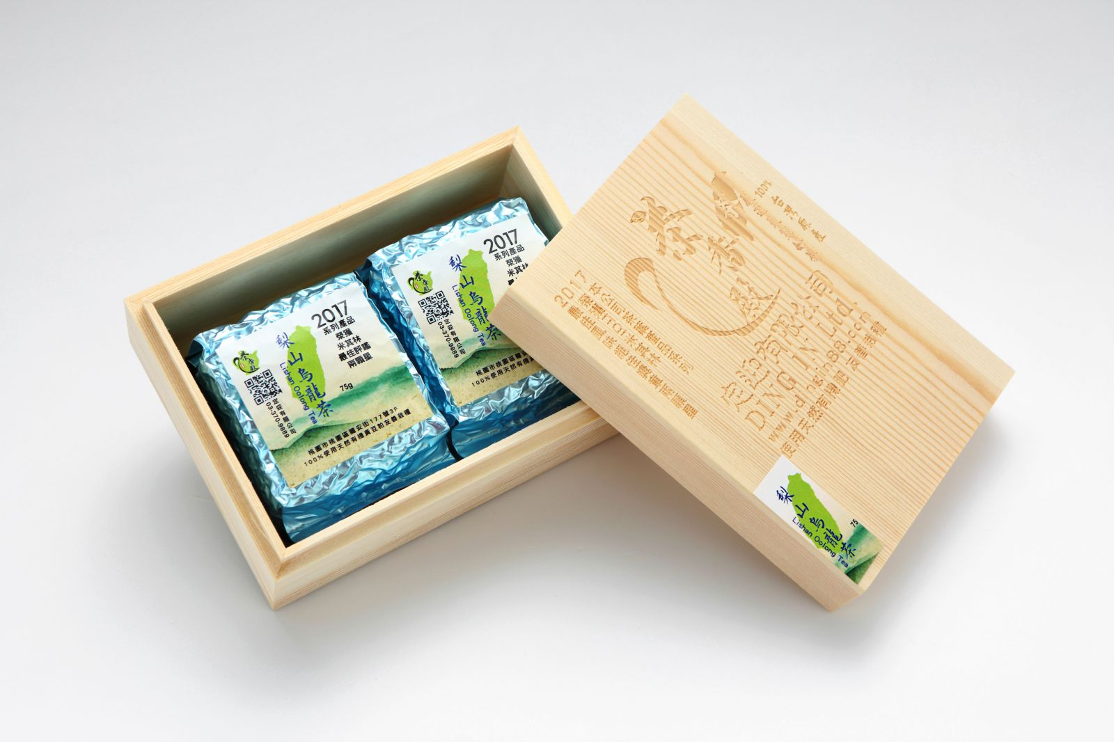 梨山烏龍茶禮盒